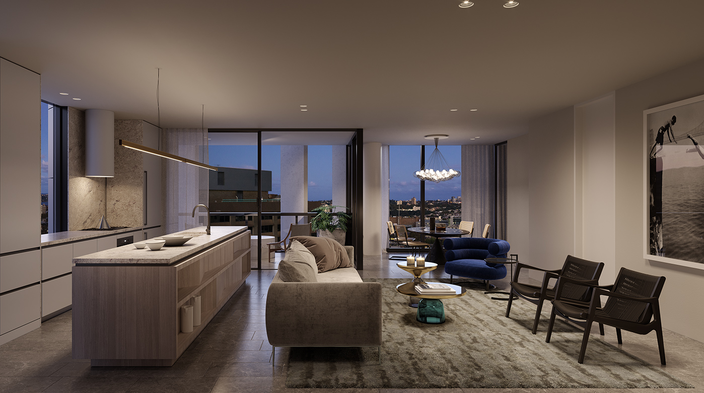 Edition Residences - Brand New Apartments in Surry Hills